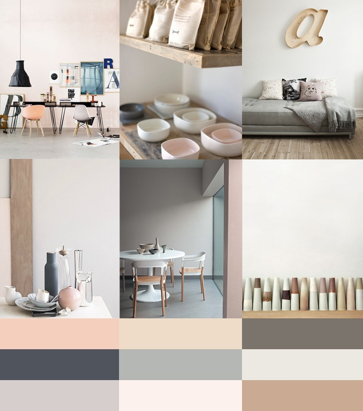 soft nudes. Article by aprilandmay  jul 10, 2012  colour trend by april and may