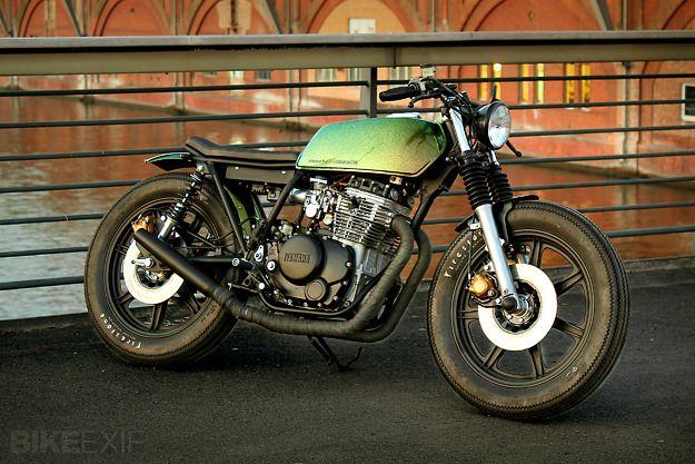 XS400 by Urban Motor | Bike EXIF