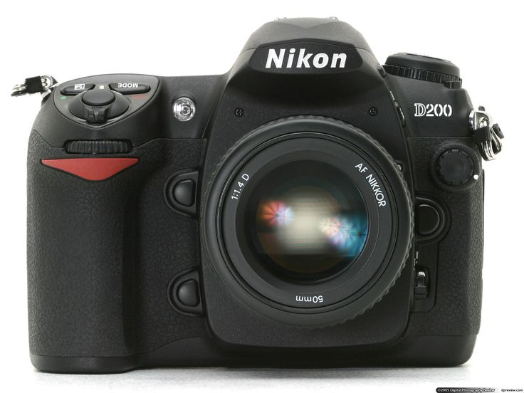 Nikon D200 - Had one of these for quite a few years.  Great camera.