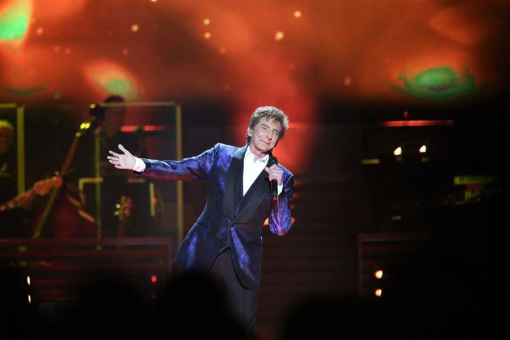 "barry manilow 2015 | Barry Manilow's ""One Last Time!"" tour stops at Nassau Coliseum, part ..."