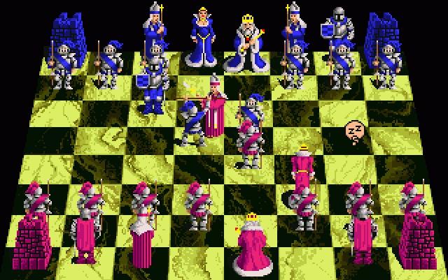 Battle Chess (Commodore Amiga). Got me interested in chess. Nuff' said.
