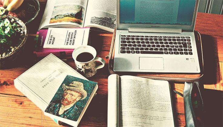 App para ajudar nos estudos