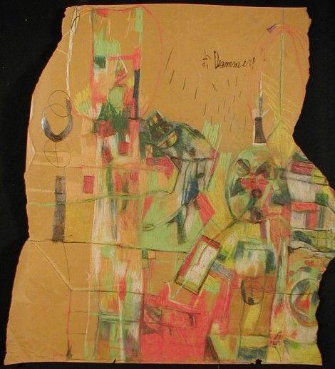 Collectie de Stadshof » Dammer, Aaltje, z.t., SH17035