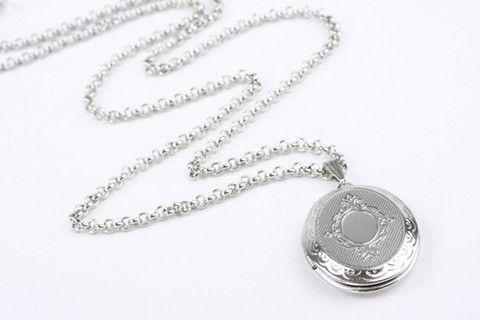 Sweet Memores Locket Silver – Jewel Online