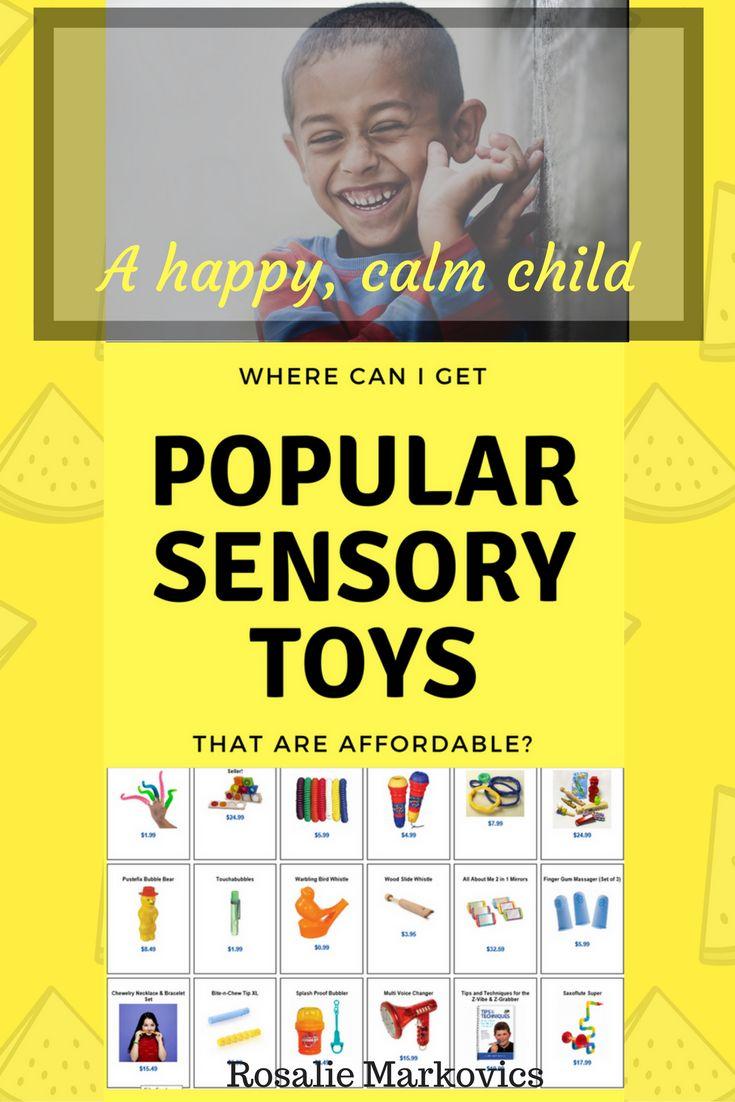 Toys For Autism Sensory Friendly : Best sensory toys for autism ideas on pinterest diy