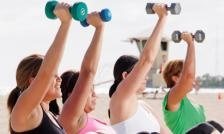 $5 for 1 Week of Outdoor Bootcamp with Physique Factory Bootcamp ( $40 Value)