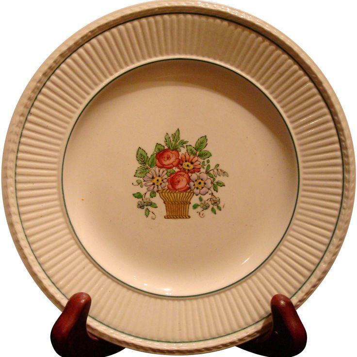 Best 25 us patent ideas on pinterest man shed blueprints wedgwood etruria dinner plate belmar pattern creamware flower basket us patent 1917 malvernweather Choice Image