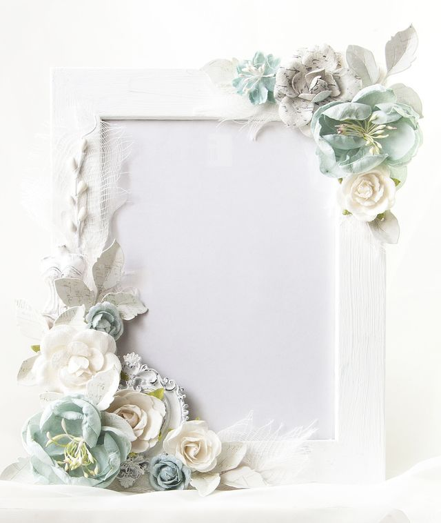 Fresh Products and Projects! Brand new resin frames.