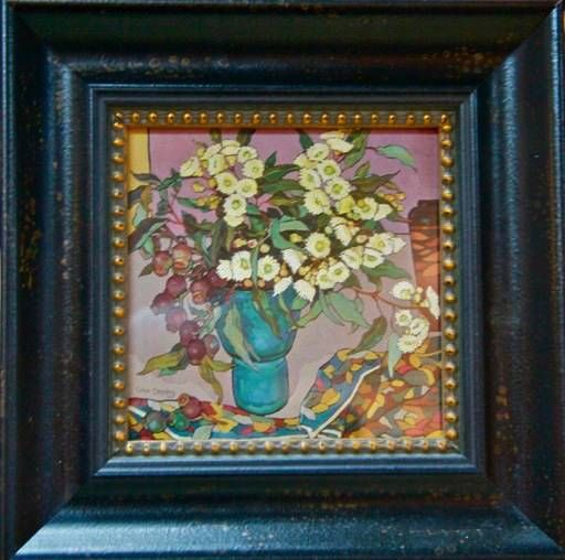 Criss CanningSmall Framed Print
