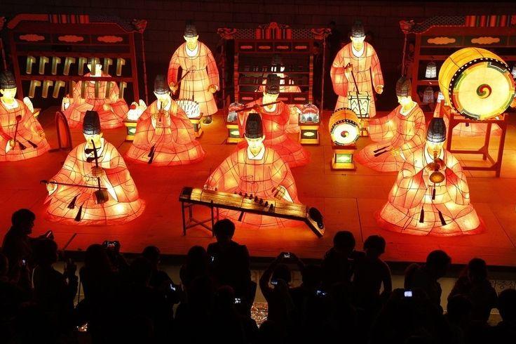 Seoul LanternFestival, South Korea