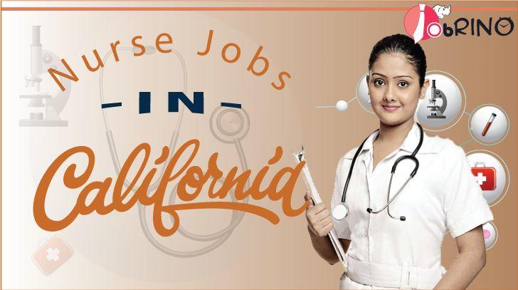 entry level nursing jobs in california