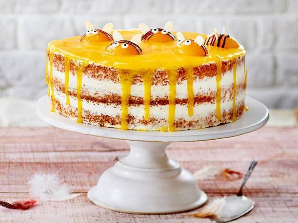 Aprikosen-Hummel-Torte – Britta Schulz