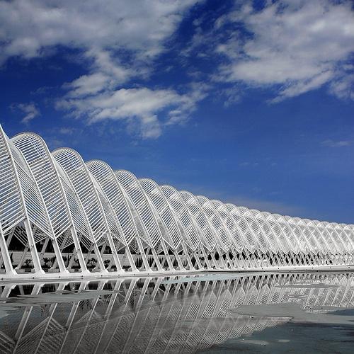Santiago Calatrava - Greece Olympics