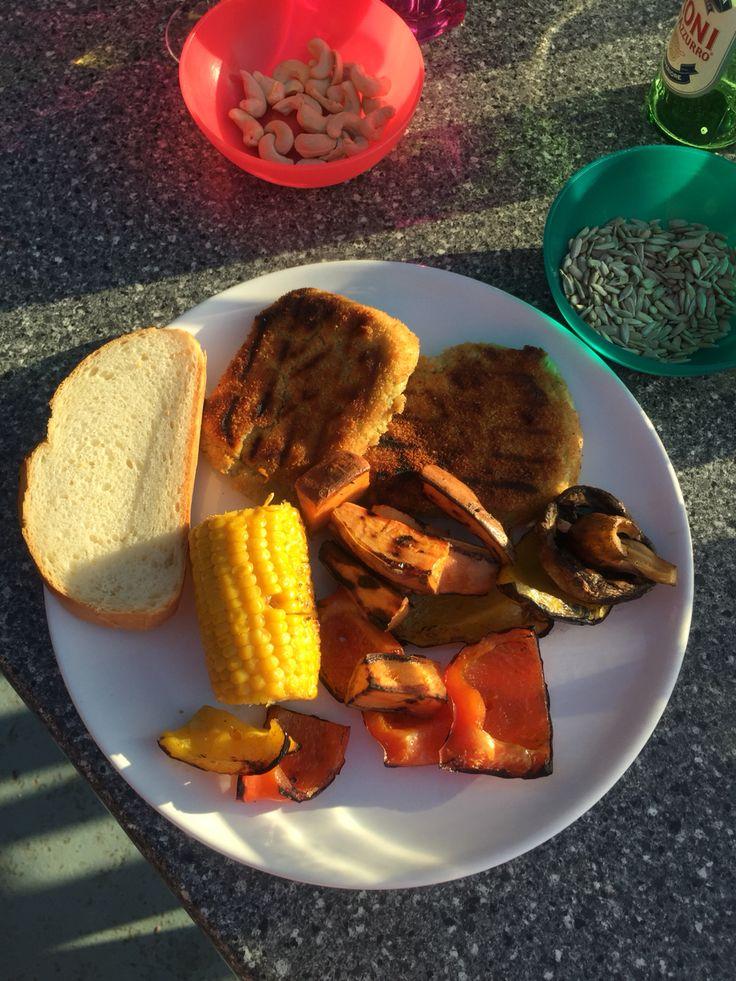 Vegetarian BBQ