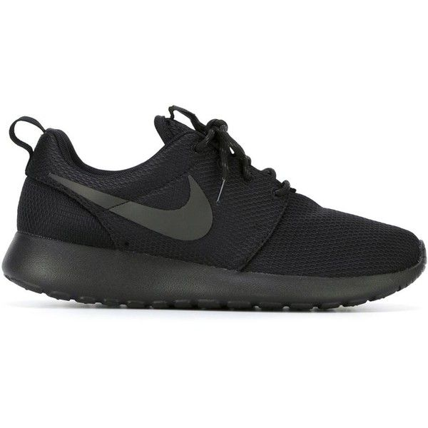 Nike Roshe One Sneakers (6.235 RUB) ❤ liked on Polyvore featuring shoes,  sneakers