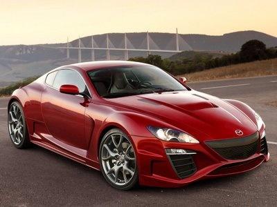 Love this car design. Mazda got it right.