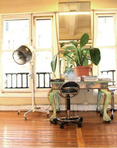 Enrique Sampedro: una peluquería con encanto francés en Bilbao | DolceCity.com