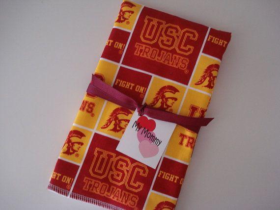 USC Trojans University of Southern California  by mymommymadeit, $7.50