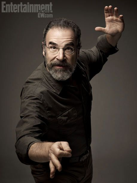 Mandy Patinkin ''The moment I read the script, I loved the part of Inigo Montoya. That character just spoke to me profoundly. I had lost my own father — he died at 53 years old from pancreatic cancer in 1972. I didn't think about it consciously, but I think that there was a part of me that thought, 'If I get that man in black, my father will come back.' I talked to my dad all the time during filming, and it was very healing for me.'' —Patinkin Image Credit: ART STREIBER FOR EW