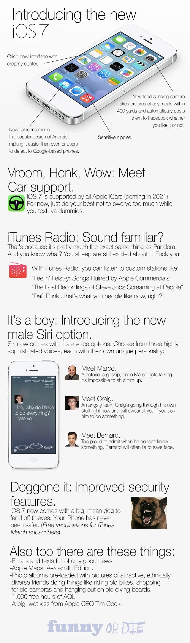 Everything You Need to Know About Apple's New iOS 7