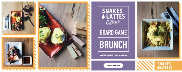 Canada's online board game store in Toronto, ON. Snakes & Lattes offers free Canadian shipping for all online board game retail. Our venues offer food, beverage, and board games both for play and for purchase.