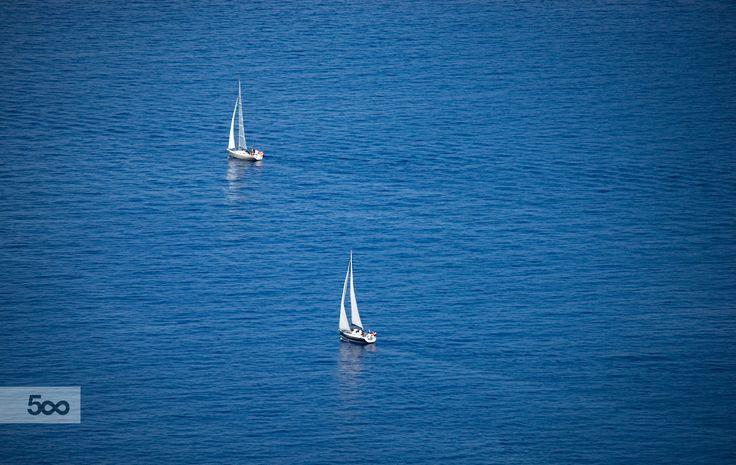 Sail! by Christoph Oberschneider on 500px