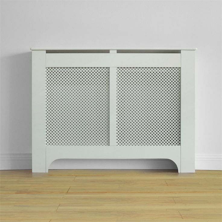Find Richmond Radiator Cabinet Cover - Smooth White - (W)120 x (H)90 x (D)20cm at Homebase. Visit your local store for the widest range of bathrooms & plumbing products.