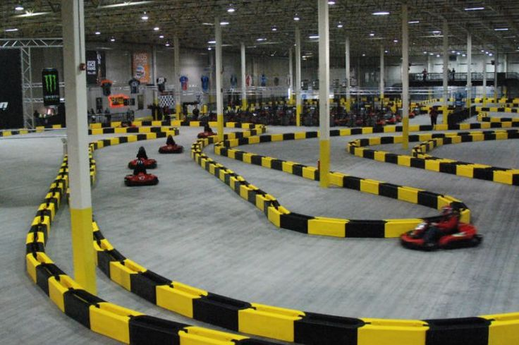 Go Kart Racing, Go Karting, Indoor Go Karts