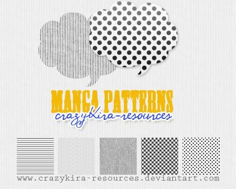 50 Patrones y sets de texturas (500+ Patterns)
