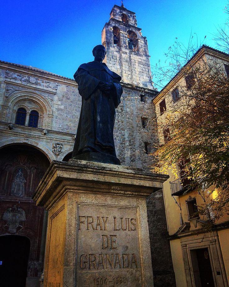 Iglesia de Santo Domingo. Realejo de Granada: Juan Carlos Gómez (@jcgomvar) en Instagram.
