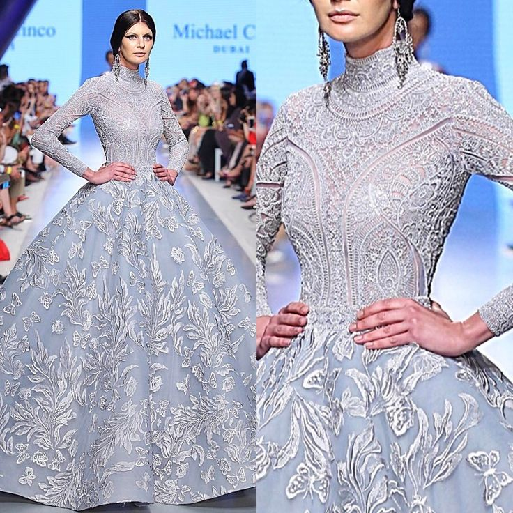 "20.7k Likes, 88 Comments - MICHAEL CINCO Dubai (@michael5inco) on Instagram: ""The Impalpable Dream of The MAHARAJA...The Peafowl Collection... Michael Cinco ARAB Fashion Week…"""
