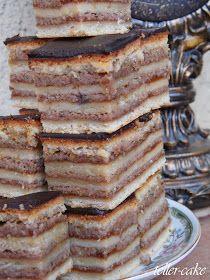 A zserbó a legnépszerűbb sütemények egyike, amire minden háziasszonynak megvan a maga receptje. Így vagyok ezzel én is, aki a nagymamám ...