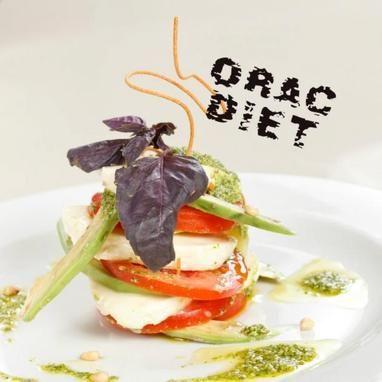 @tlifefeed | Σαλάτες - Σαλάτα με αβοκάντο, ντομάτα, μοτσαρέλα και βασιλικό