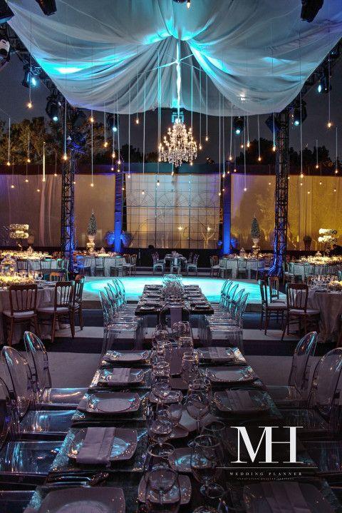 Bodas y eventos sociales dise o y producci n de ideas - Ideas para bodas espectaculares ...