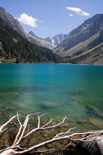 ✯ French Pyrenees Lac de Gaube.