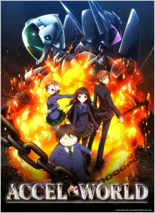 Accel World Subtitle English [Complete] - Animepies