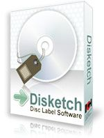 Disketch Disc Label Software by NCH Software