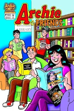 Archie's Comics were some of my favorites
