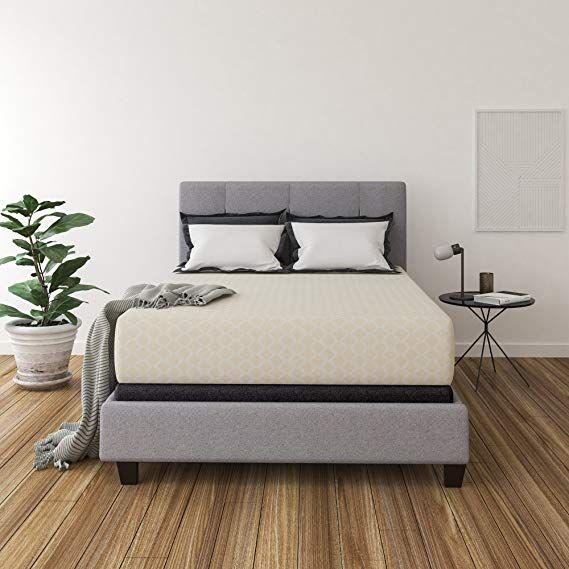 Queen Size Bed In A Box For Deep Sleep You Ve Always Dreamed Of This Body Contouring Memory Foam Foam Mattress Bed Bed Mattress Memory Foam Ashley Furniture
