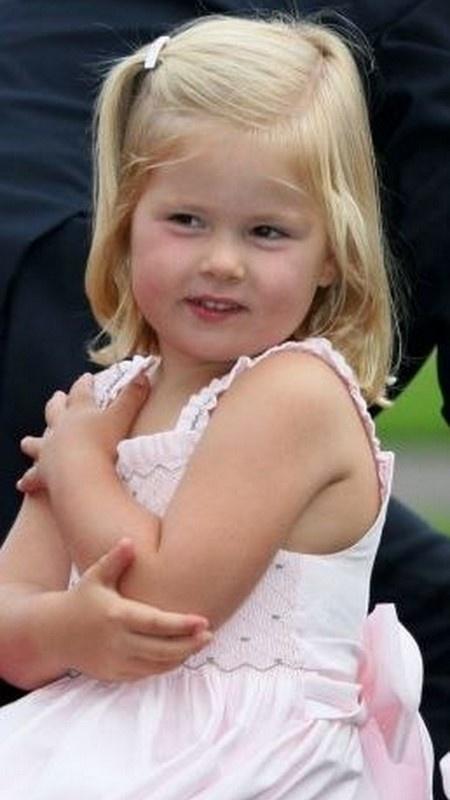 Prinses Catharina Amalia, onze toekomstige Koningin.