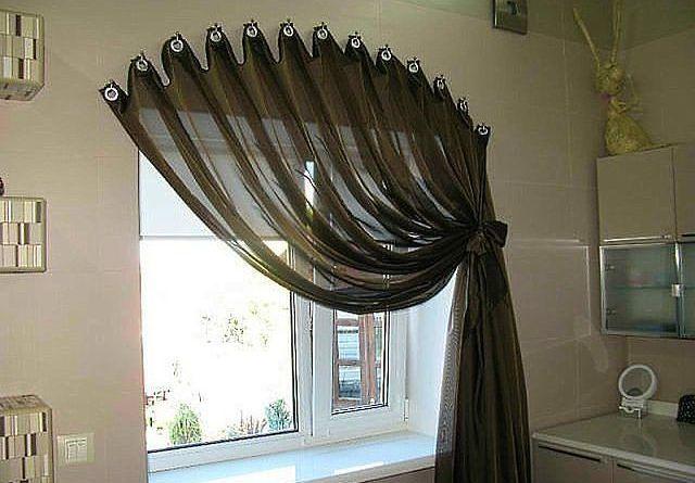 Топ 10 креативных способов как повесить шторы без карниза – В Курсе Жизни