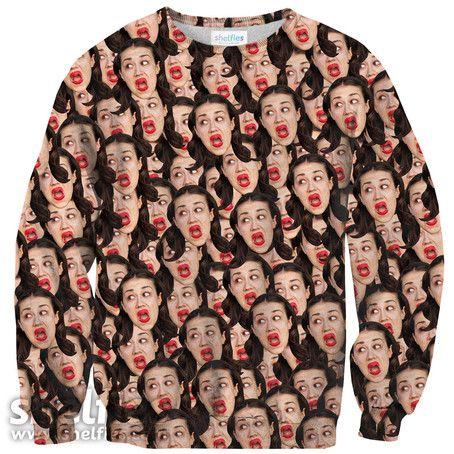 Miranda Sings Sweater