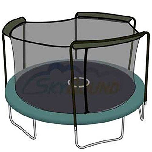 Skybound Trampoline Net Fits Round 15Ft Trampolines With 3 Arched Poles (Net Only), 2015 Amazon Top Rated Trampolines #Sports