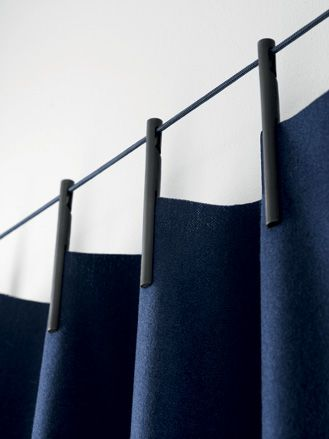 Ready Made Curtain by Ronan and Erwan Bourroullec for Kvadrat | Design | Wallpaper* Magazine