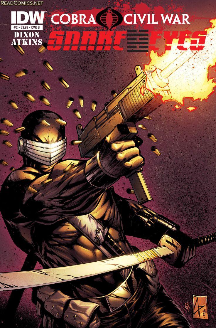 G.I. Joe: Snake Eyes 2