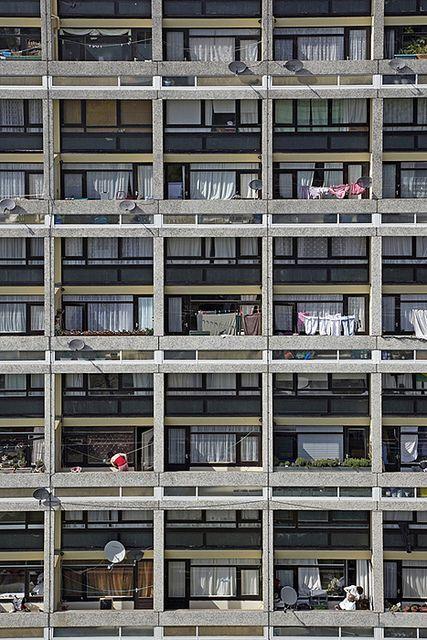 LCC - Alton Estate, Roehampton, London