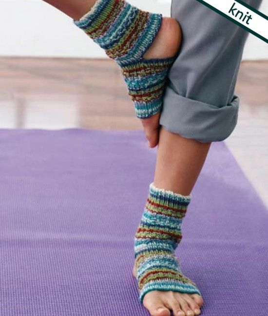 Crochet Yoga Socks Pattern Free Tutorials Great Ideas | The WHOot
