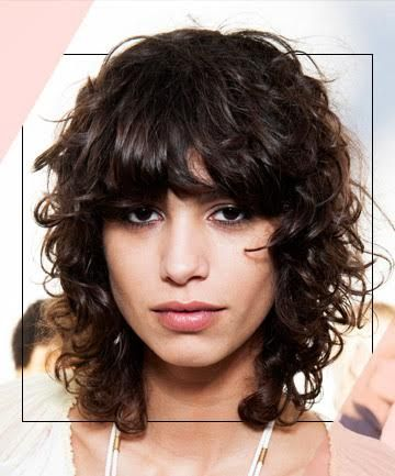 818 best images about curly hair shorter length only on