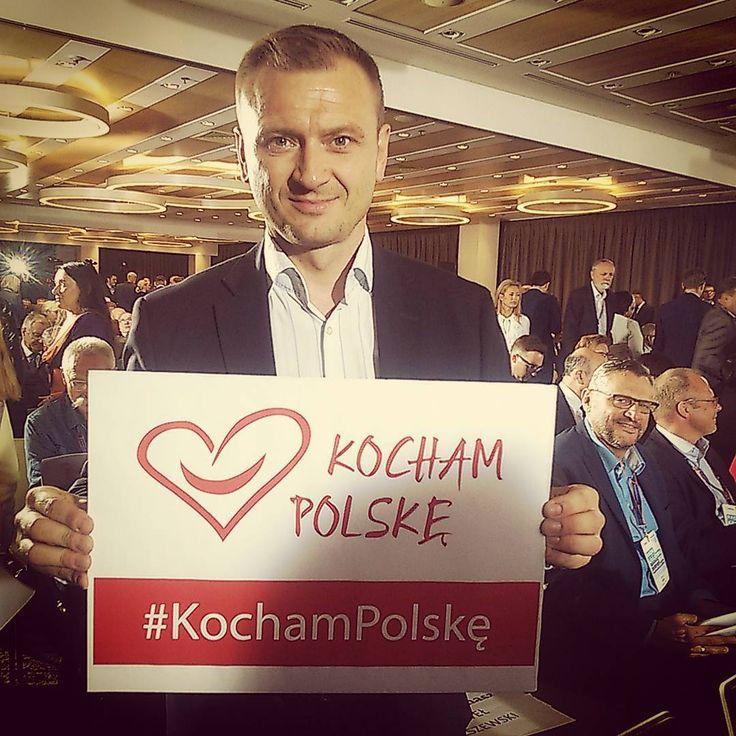 Sławomir Nitras w akcji #KochamPolskę :)