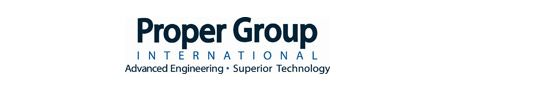 Proper Group International serves the manufacturing industries by providing a complete solution for the development of plastic products for the automotive, appliance, and consumer products industries.  Our diligent approach to active management coupled with the industry's best technology enables us to achieve our client's goals. To facilitate better service to our international customers, we have established a global footprint with locations in Warren, MI; Anderson, SC; and Shenzhen, China.